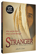 The Stranger on the Road to Emmaus -Englisch Großdruck